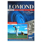 Фотобумага LOMOND Односторонняя Супер Глянцевая 295/A6/20л. (Warm)