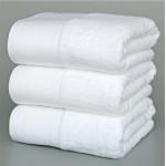 Полотенце белое, 90 x 156 см, для сублимации