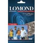 Фотобумага LOMOND Высококачественная Супер Глянцевая, 260г/м2,A6 (10X15)/20л