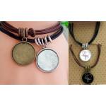 Браслет (амулет) медальон для сублимации