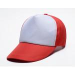 Бейсболка для сублимации (Красная)