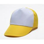 Бейсболка для сублимации (Желтая)