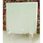 Фоторамка для сублимации BL-24 стеклянная (200 x 200 x 3 мм)