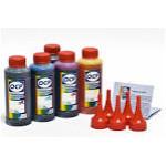 Комплект чернил OCP (BKP 44, BK 797, C 133, M/Y 122) для картриджей CAN new 4200/5200 (PGI-5/CLI-8),
