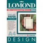 Фотобумага АРТ Ткань глянцевая односторонняя Lоmond (0920041), 200г/A4/10л