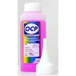 OCP CFR, Cleaning Fluid red - жидкость для очистки от следов чернил  наружной поверхности заправляем