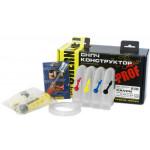СНПЧ-КОНСТРУКТОР для принтеров CANON на базе картриджей PG-37/40 CL-38/41 для принтеров PIXMA  iP180