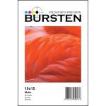 Фотобумага BURSTEN Матовая 10x15, 180 (50 листов)