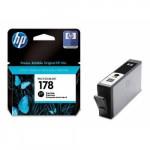 HP № 178 Картридж фото черный  , 4 мл. для Photosmart C5383/C6383