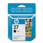 HP № 27 Черный картридж для принтеров DJ 3320, 3420