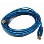 Кабель VCOM соед.USB - AmBm 3м REV2.0