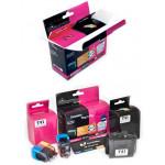 Набор для заправки BURSTEN Plug-n-Print к картриджам Canon PG-510 Black (Pigment) на 3 заправки