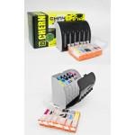 СНПЧ для CANON iP4840 MG5140 MG5240 (PGI-425PGBk CLI-426BK CLI-426C CLI-426M CLI-426Y) x5 без чипов
