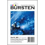 Фотобумага BURSTEN Супер Глянцевая Плетеная 10x15, 260 (20 листов) (RC-base)