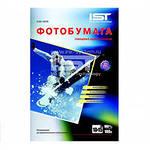 Фотобумага глянец одностор. 180 гр/м, А4, 100 л, пакет, IST