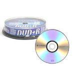 Диск DVD+R VERBATIM 4.7 GB/ 120 min / 16x
