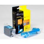 Набор для заправки BURSTEN Plug-n-Print к картриджам HP 178 /920 Cyan на 20 заправок