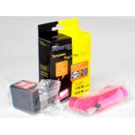Набор для заправки BURSTEN Plug-n-Print к картриджам HP 178 /920 Magenta на 20 заправок