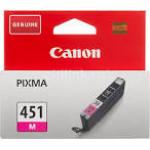 Картридж CANON (CL-451 M) пурпурный/7 мл/333 стр