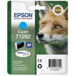 Картридж Epson T1282 для S22/SX125/SX420W/SX425W/BX305F/BX305FW Cyan (Ориг.)