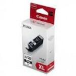 Картридж CANON (PGI-450XL PGBK) черный/620 стр