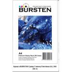 Фотобумага BURSTEN Супер Глянецевая Плетеная А4,260 (50 листов)