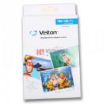 Фотобумага для струйных принтеров VELTON 10x15 Матовая/, 190gsm, 100 листов
