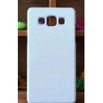 Samsung GALAXY А5 (2015 г.) (белый) пластик для сублимации