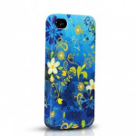 ODOYO Чехол для Iphone 4/4S FIESTA COLLECTION AQUA