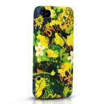 ODOYO Чехол для Iphone 4/4S FIESTA COLLECTION (Olive)