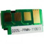 Чип Samsung ML3310/3710, SCX4833/5637/5737 (MLT-D205) 5K (ELP, Китай)