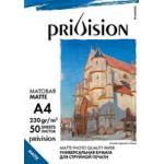 Privision, универс. бумага для стр. печати, матовая 230 гр. А4 100л.