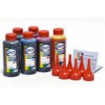 Кoмплект чернил OCP для картриджей CAN 6340 (BKP 235, Grey 130, BK/C/M/Y 135), 100 gr x 6