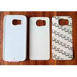 Samsung GALAXY S6 (белый) пластик для сублимации