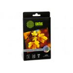 Фотобумага Cactus CS-SMA626020 Professional, шелковисто-матовая (сатин), 10x15, 260 г/м2, 20 листов
