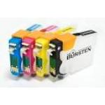 Нано-картриджи BURSTEN 2- го поколения SC11 для принтеров EPS C64 (T461, Т472 - T474) x4, с патентов