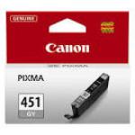 Картридж CANON (CLI-451 GY) серый/780 стр