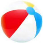 Мяч пляжный Bestway 41 см