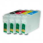 Перезаправляемые картриджи для EPS XP103 /203 /207 /303 /306 /406 /33